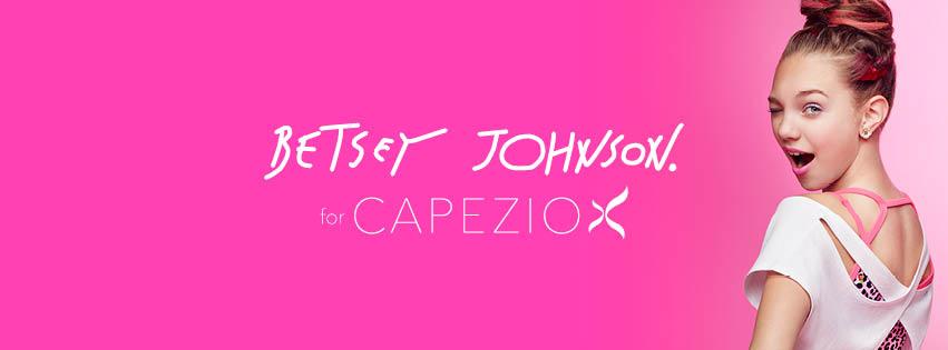 Betsey Johnson by Capezio